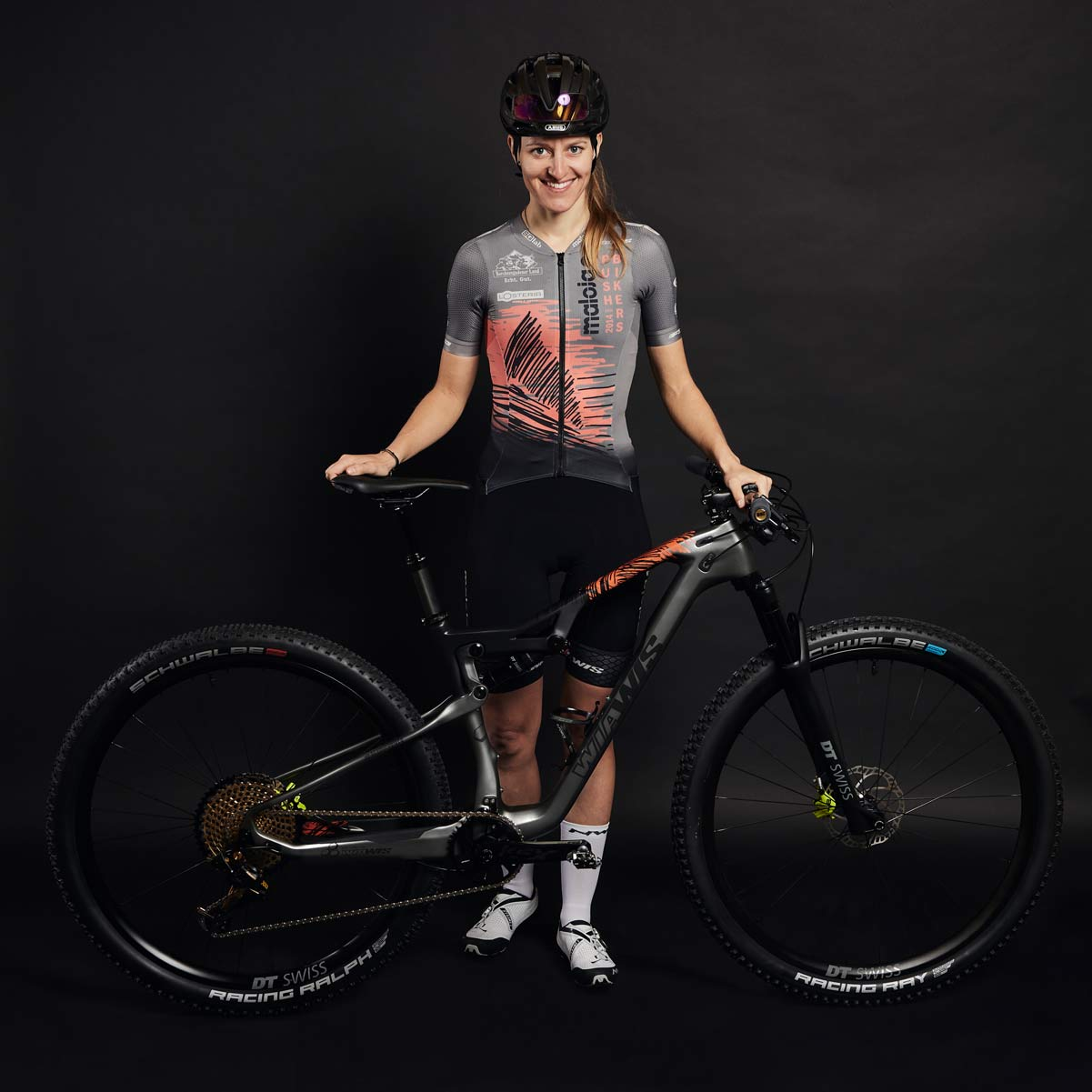 The Maloja Pushbikers are now also on the road with professional team in the mountain bike world cup
